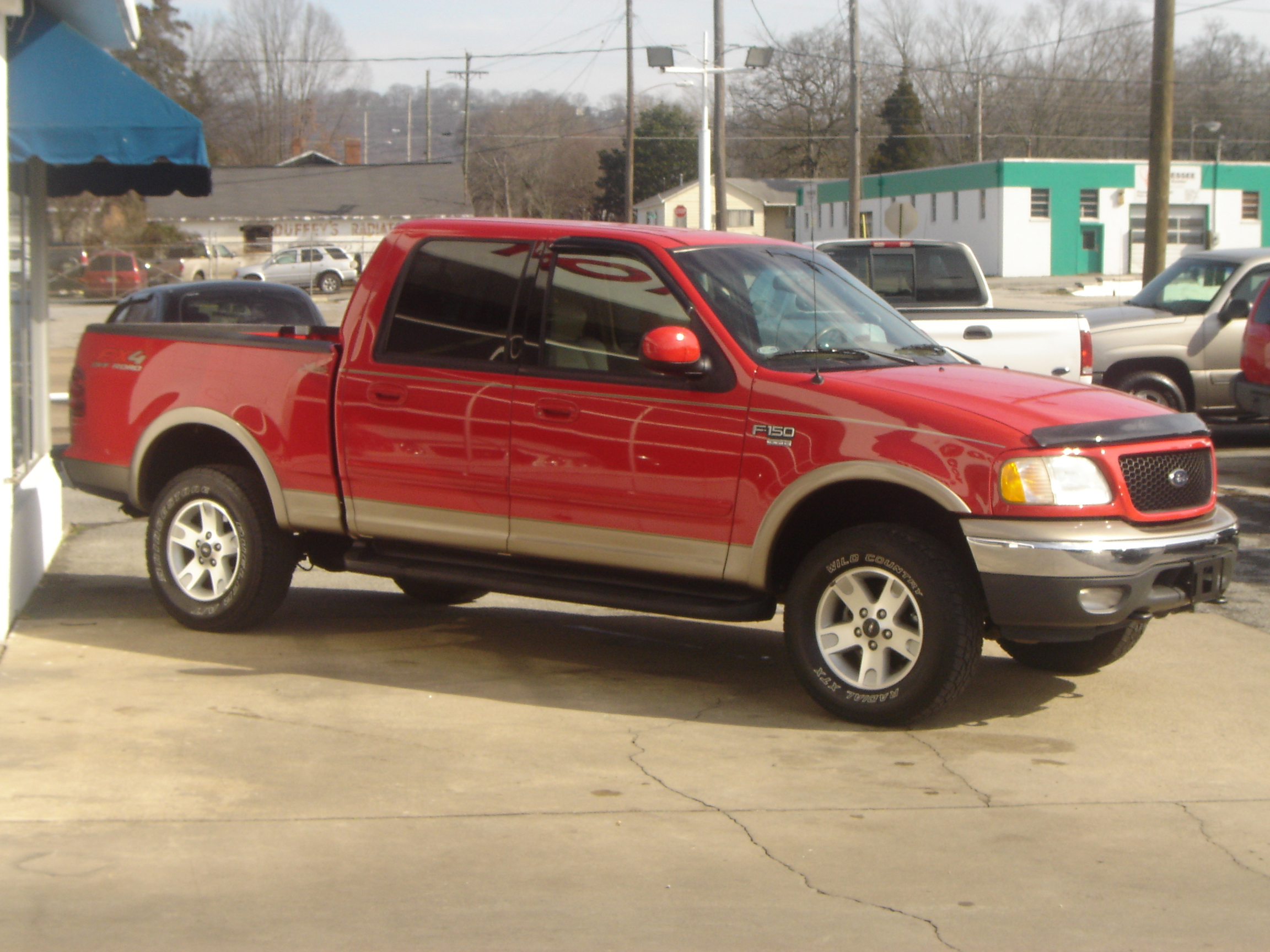 2002 Ford F-150 #18