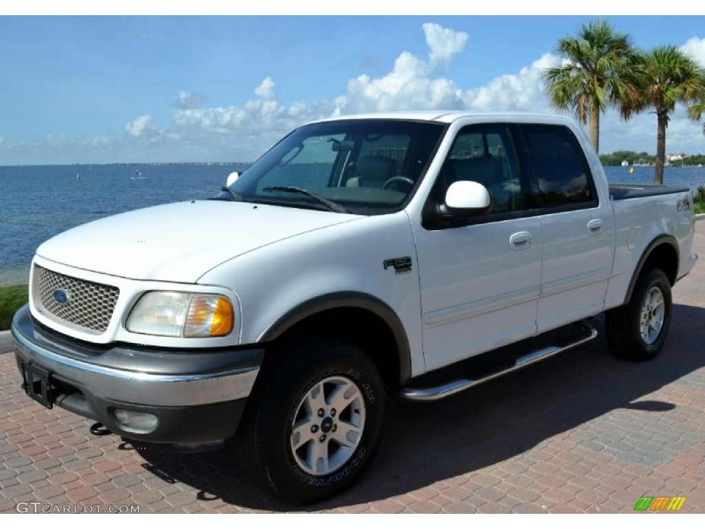 2002 Ford F-150 #16