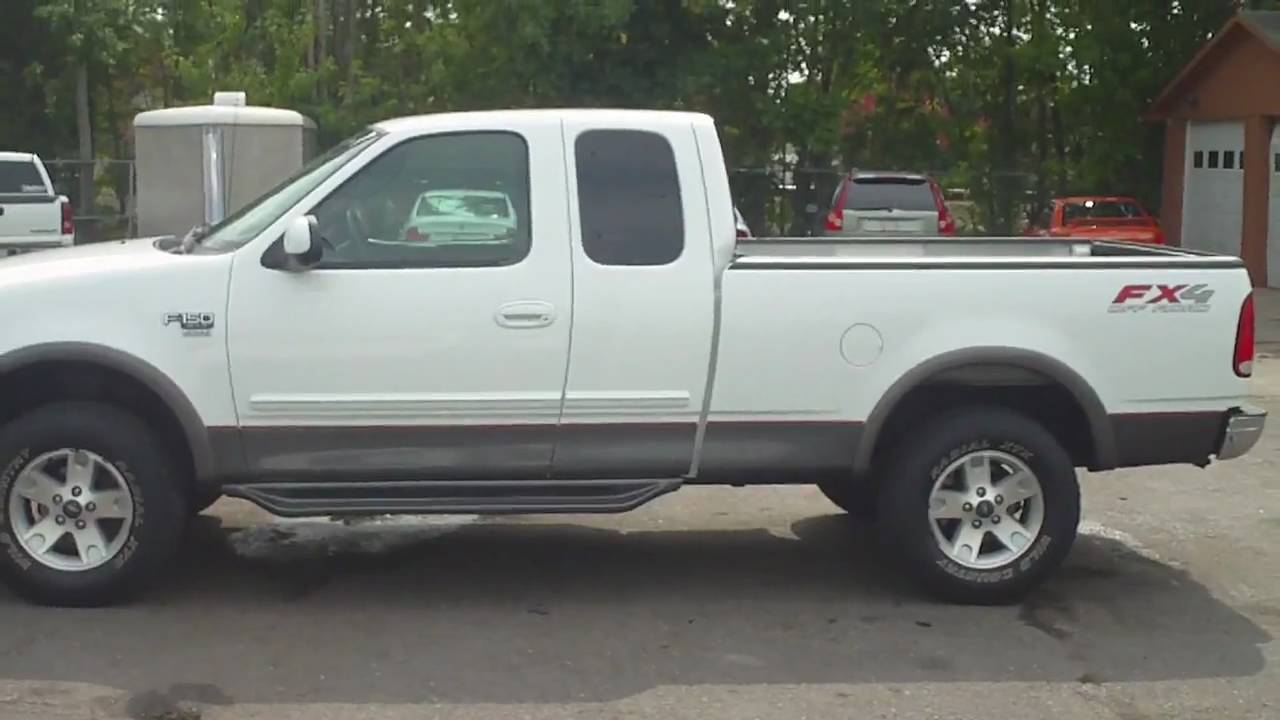 2002 Ford F-150 #17