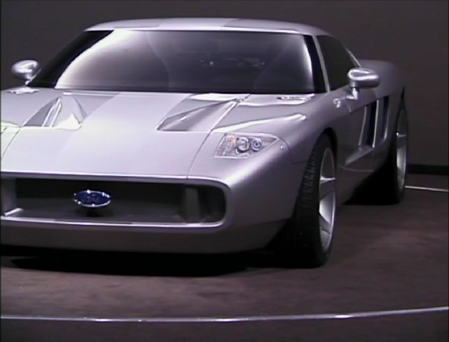 2002 Ford GT 40 #13