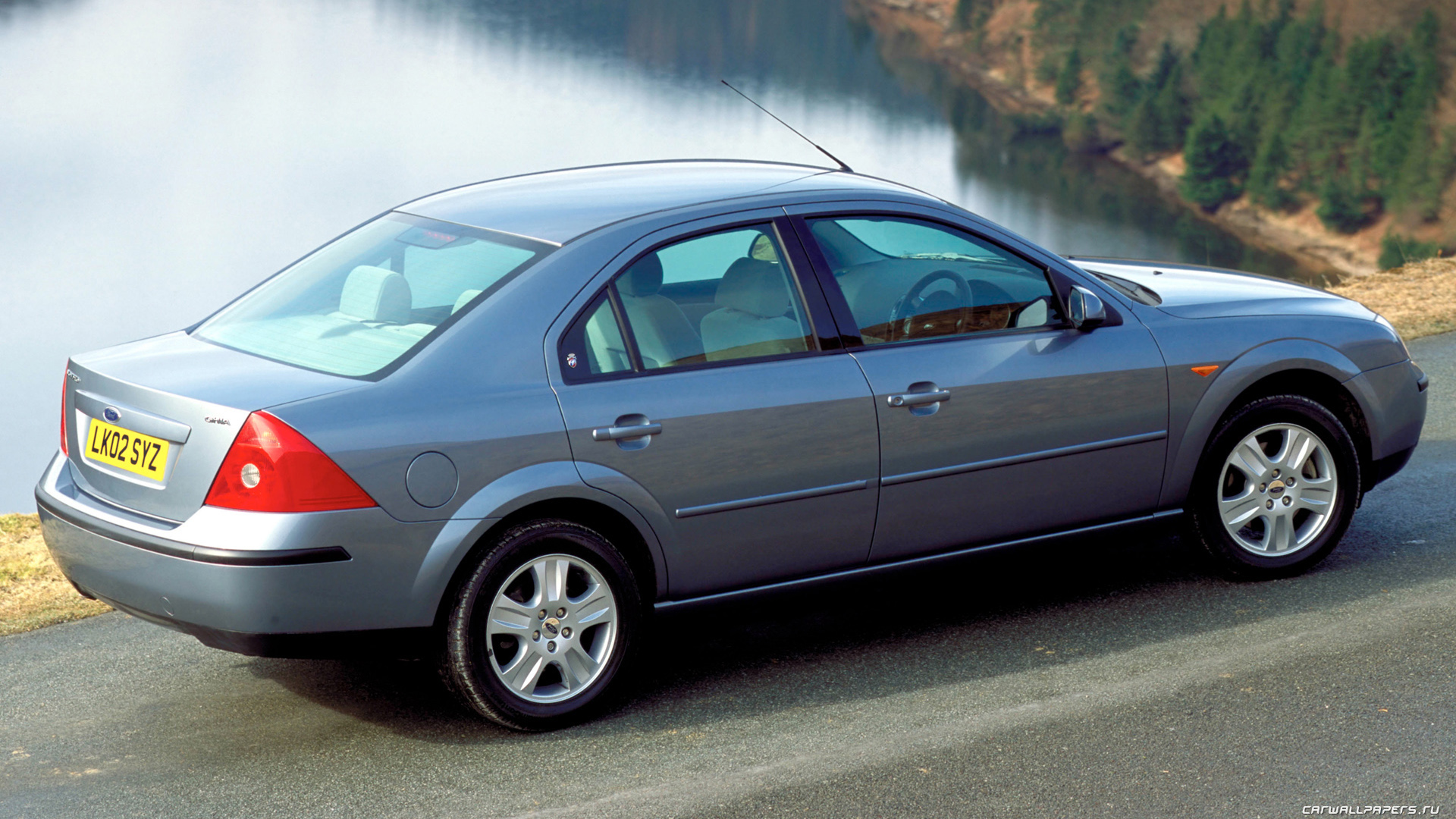 2002 Ford Mondeo #16