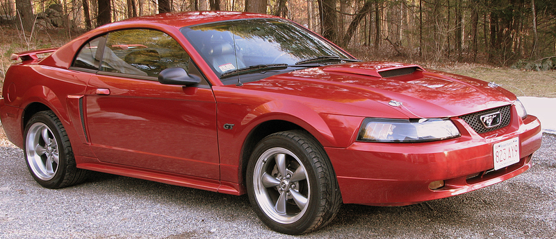 2002 Ford Mustang #17