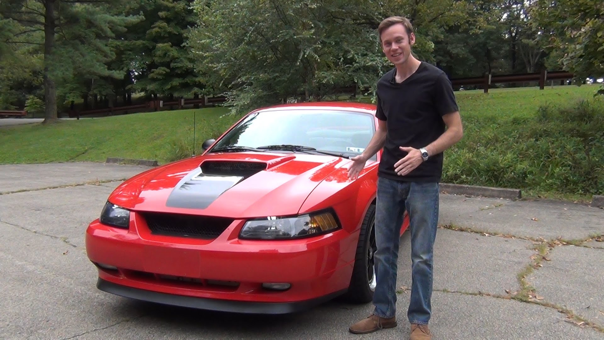 2002 Ford Mustang #18