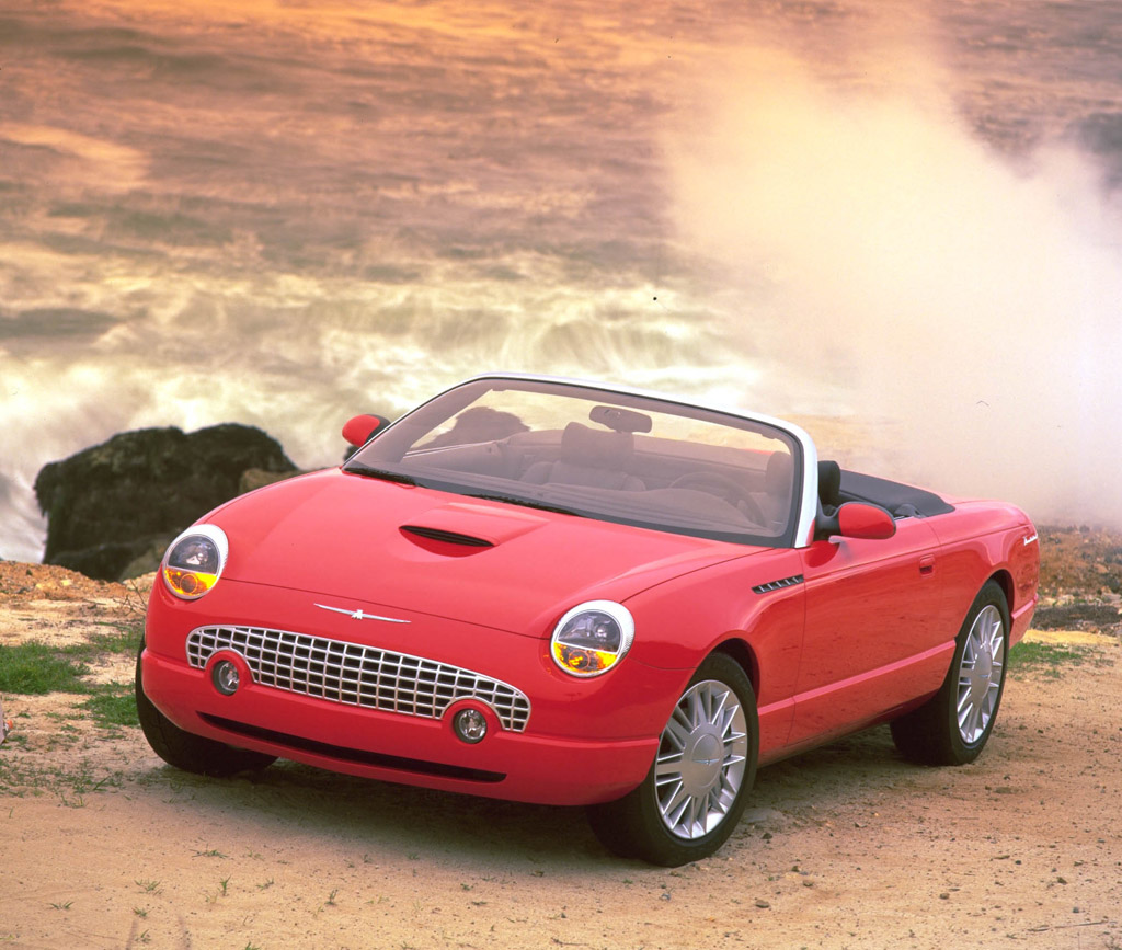 2002 Ford Thunderbird #14