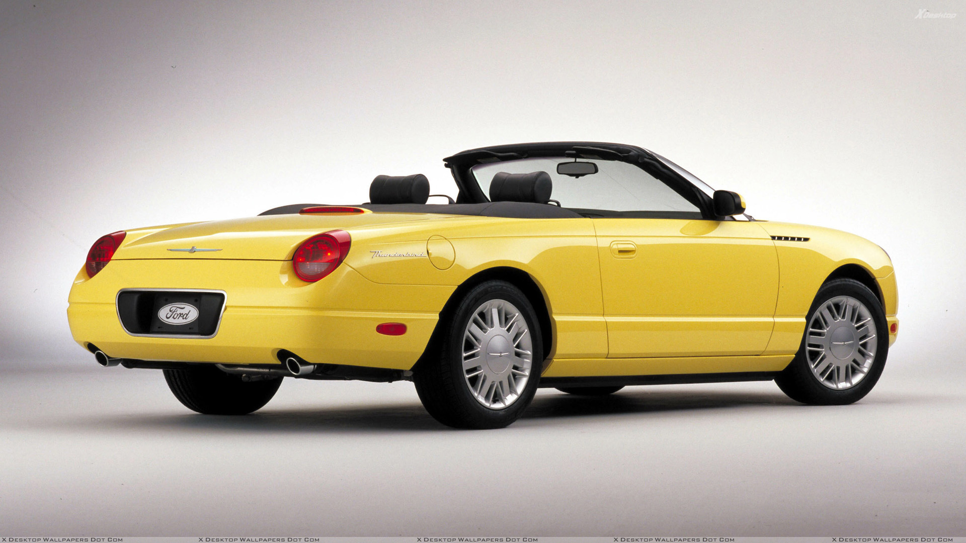 2002 Ford Thunderbird #16