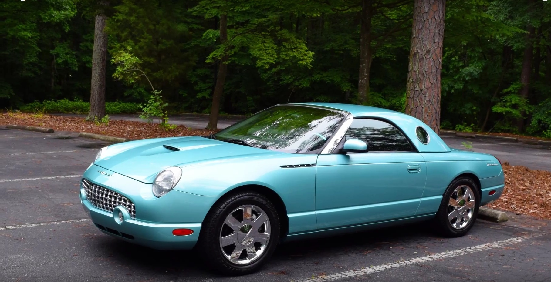 2002 Ford Thunderbird #12