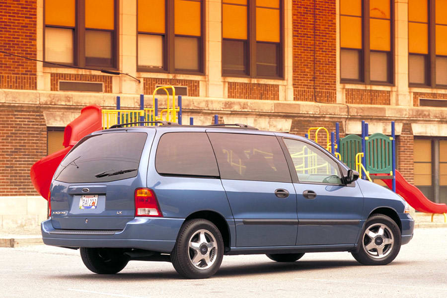 2002 Ford Windstar #15
