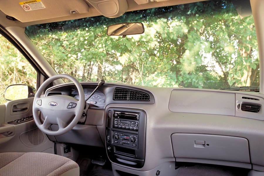 2002 Ford Windstar #18