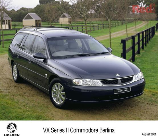 2002 Holden Berlina #17