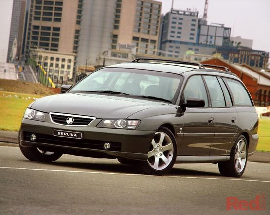 2002 Holden Berlina #20