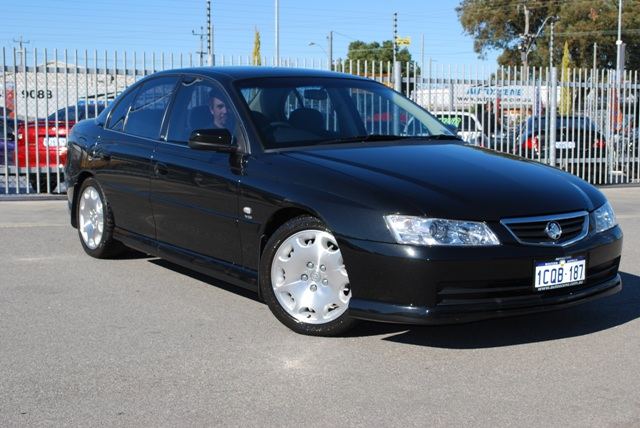 2002 Holden Berlina #14