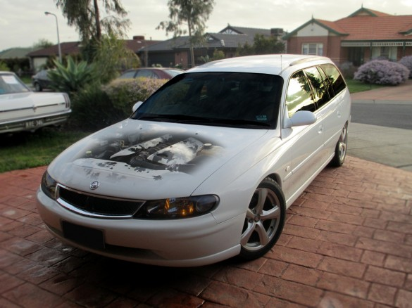 2002 Holden Berlina #19