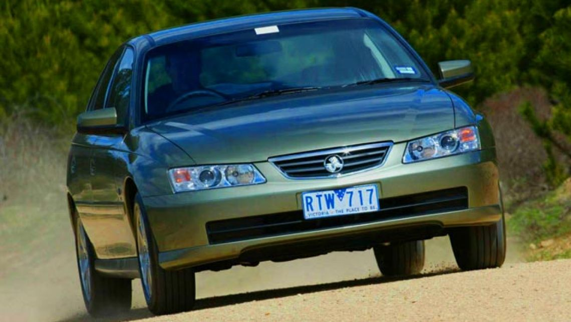 2002 Holden Berlina #18