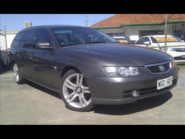 2002 Holden Berlina #21
