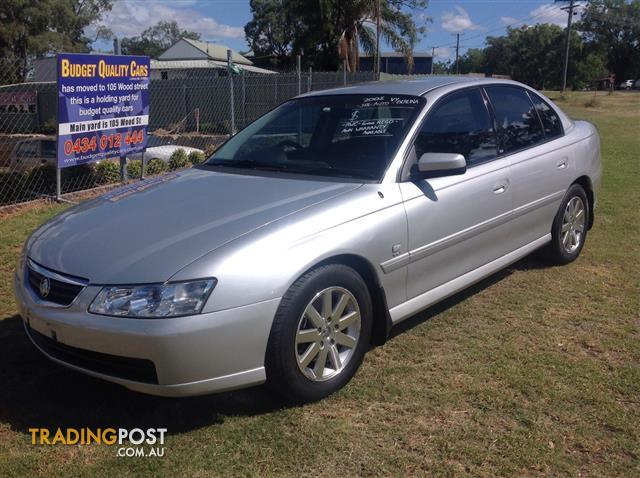 2002 Holden Berlina #16