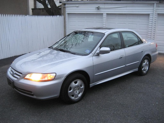 2002 Honda Accord #16