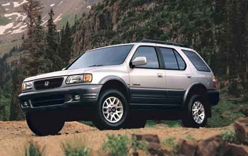 2002 Honda Passport #12