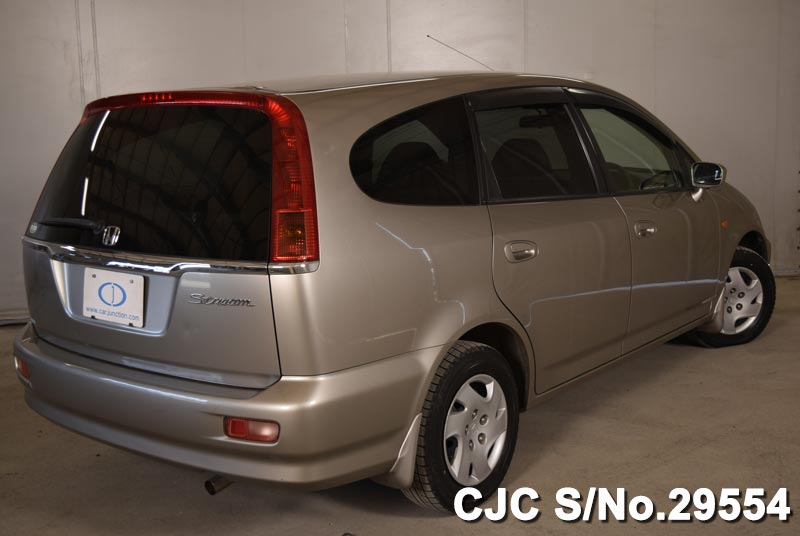 2002 Honda Stream Photos, Informations, Articles ...
