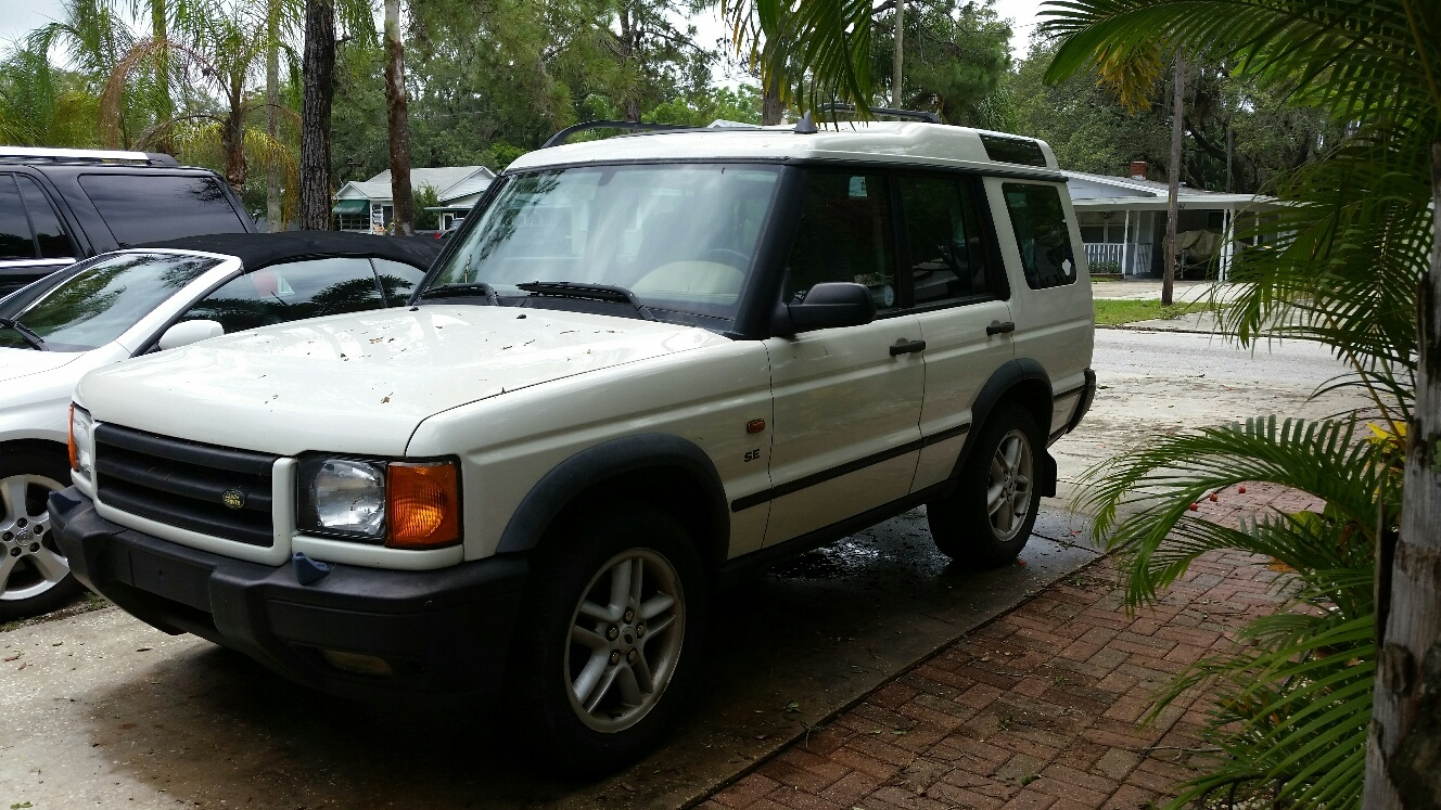 2002 Land Rover Discovery Series Ii #18