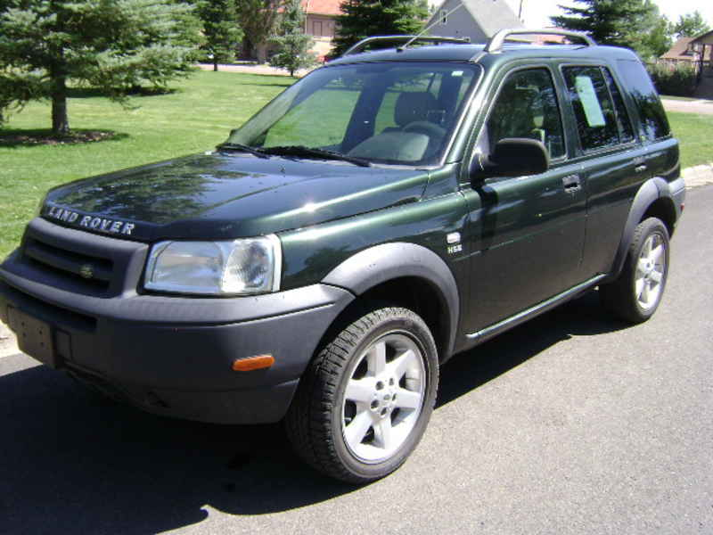 2002 Land Rover Freelander Photos, Informations, Articles ...