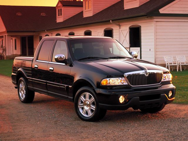 2002 Lincoln Blackwood #13