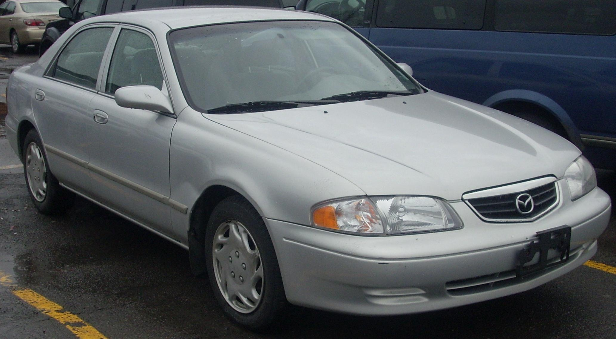 2002 Mazda 626 Photos, Informations, Articles - BestCarMag.com