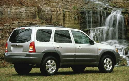 2002 Mazda Tribute Photos, Informations, Articles - BestCarMag.com
