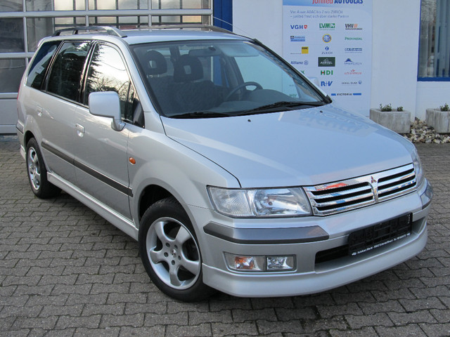 2002 Mitsubishi Space Wagon #18