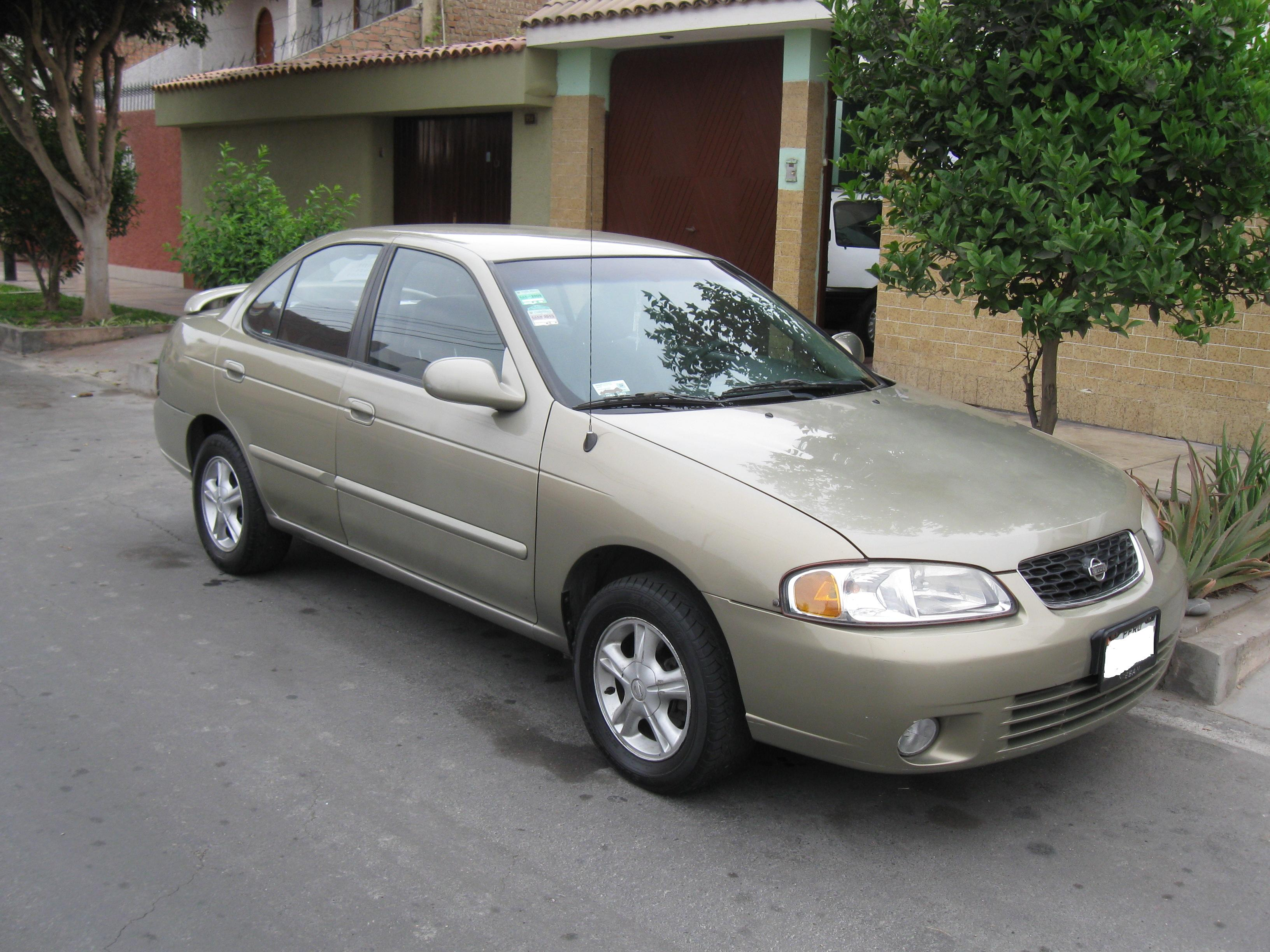 2002 Nissan Sentra Photos Informations Articles Engine Diagram 15