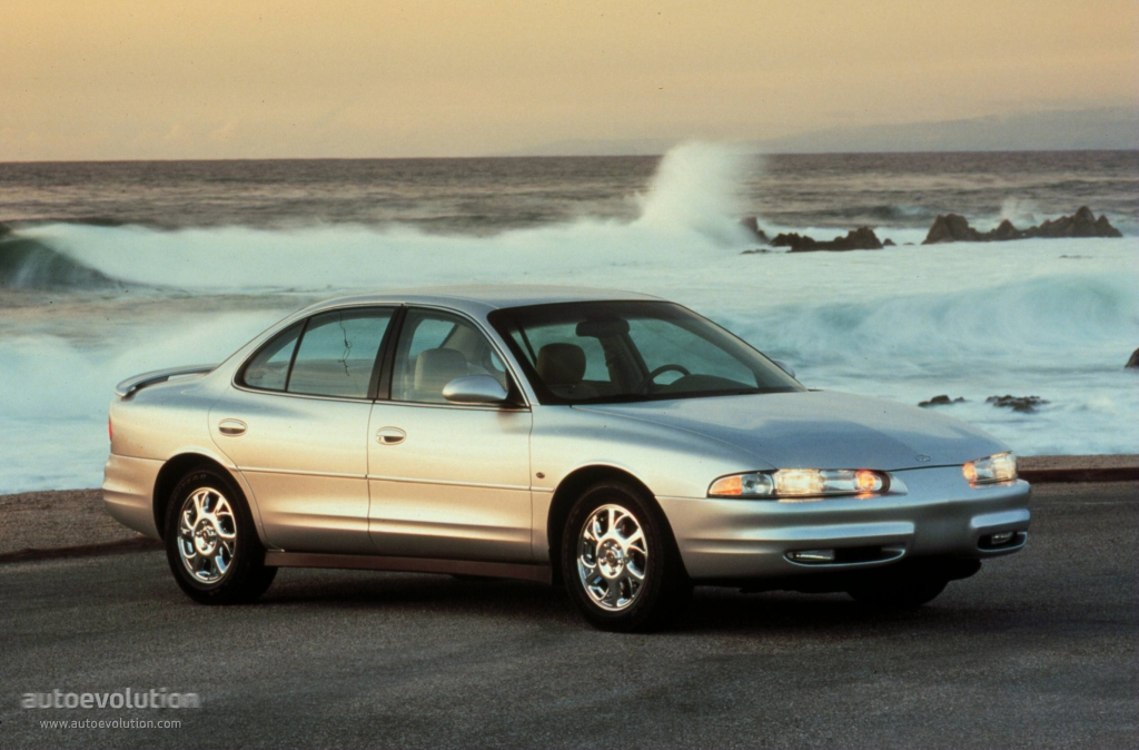 2002 Oldsmobile Intrigue #16