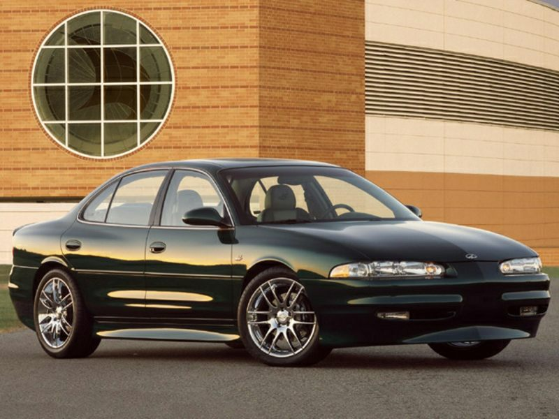 2002 Oldsmobile Intrigue #14