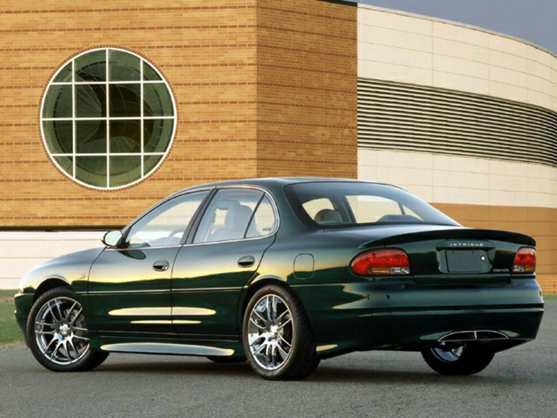 2002 Oldsmobile Intrigue #15