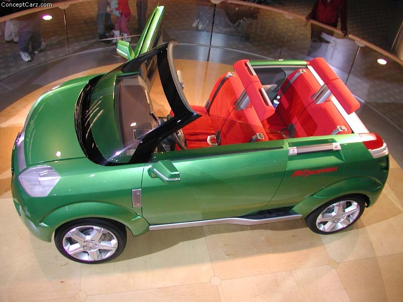 2002 Opel Frogster #17