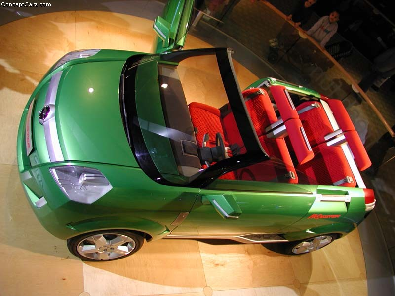 2002 Opel Frogster #16