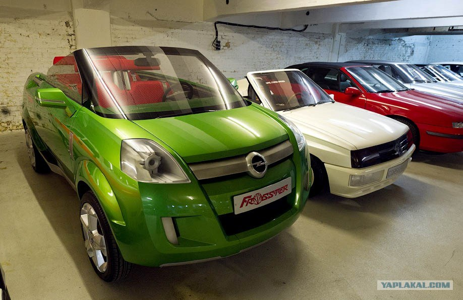 2002 Opel Frogster #11