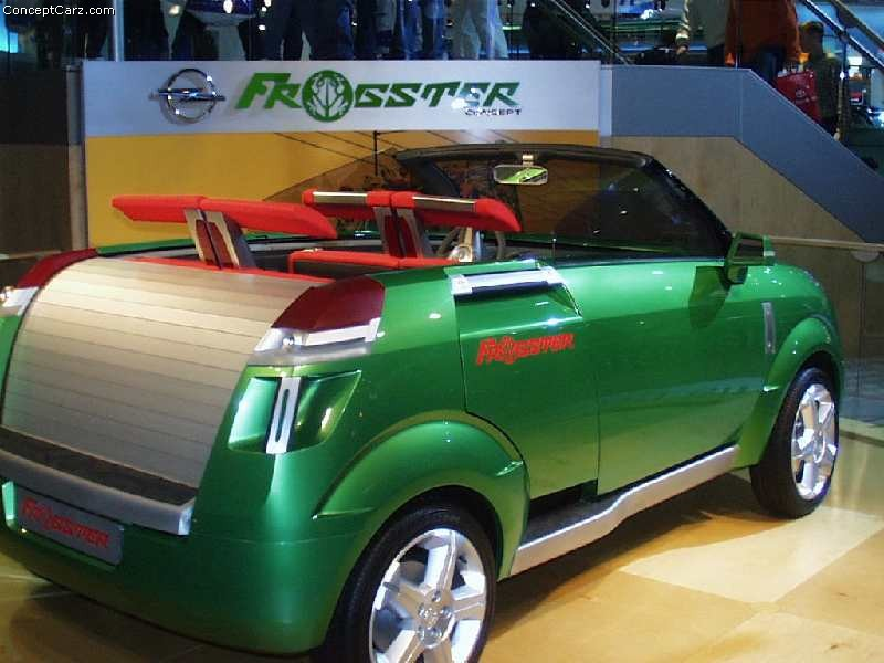 2002 Opel Frogster #14