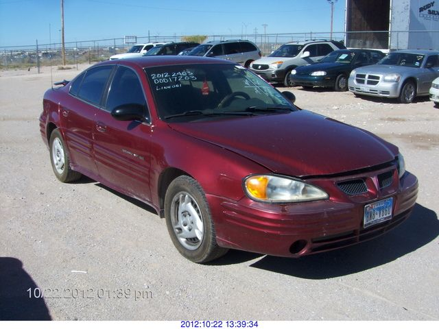 2002 pontiac grand am photos informations articles. Black Bedroom Furniture Sets. Home Design Ideas
