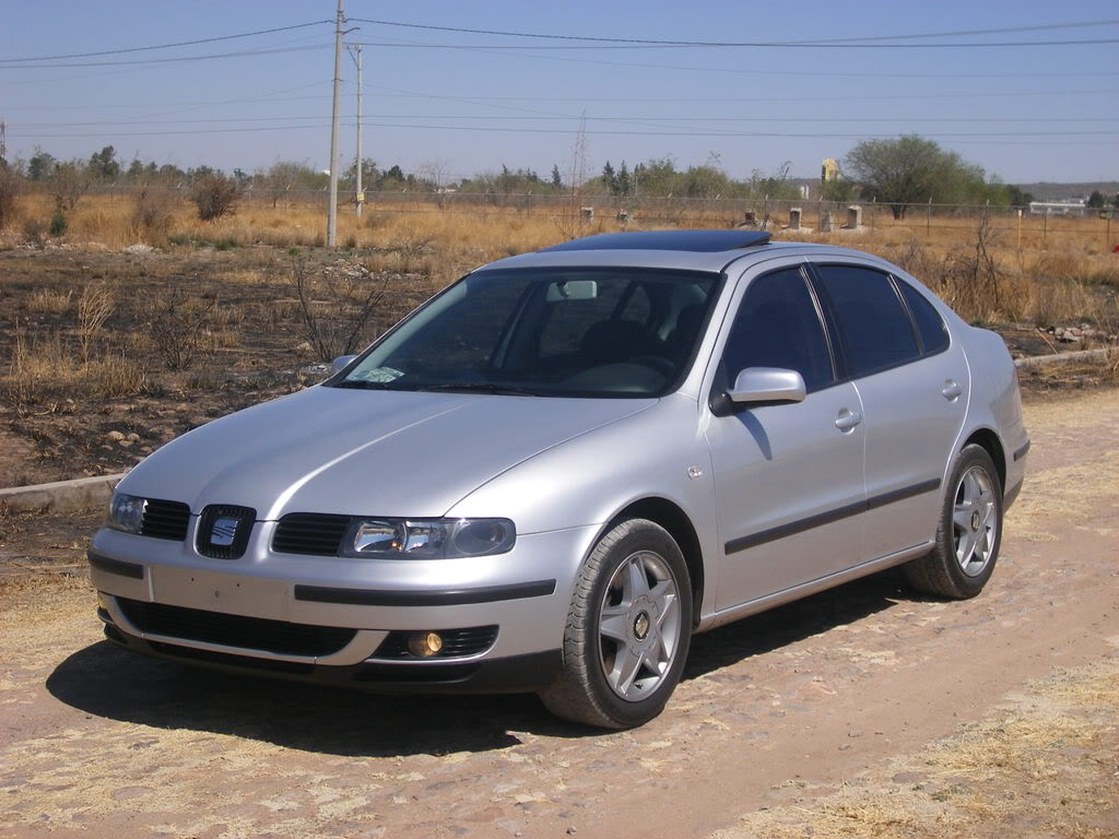 2002 Seat Toledo Photos Informations Articles
