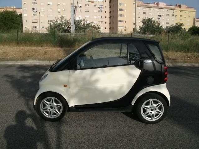 2002 Smart ForFour #14