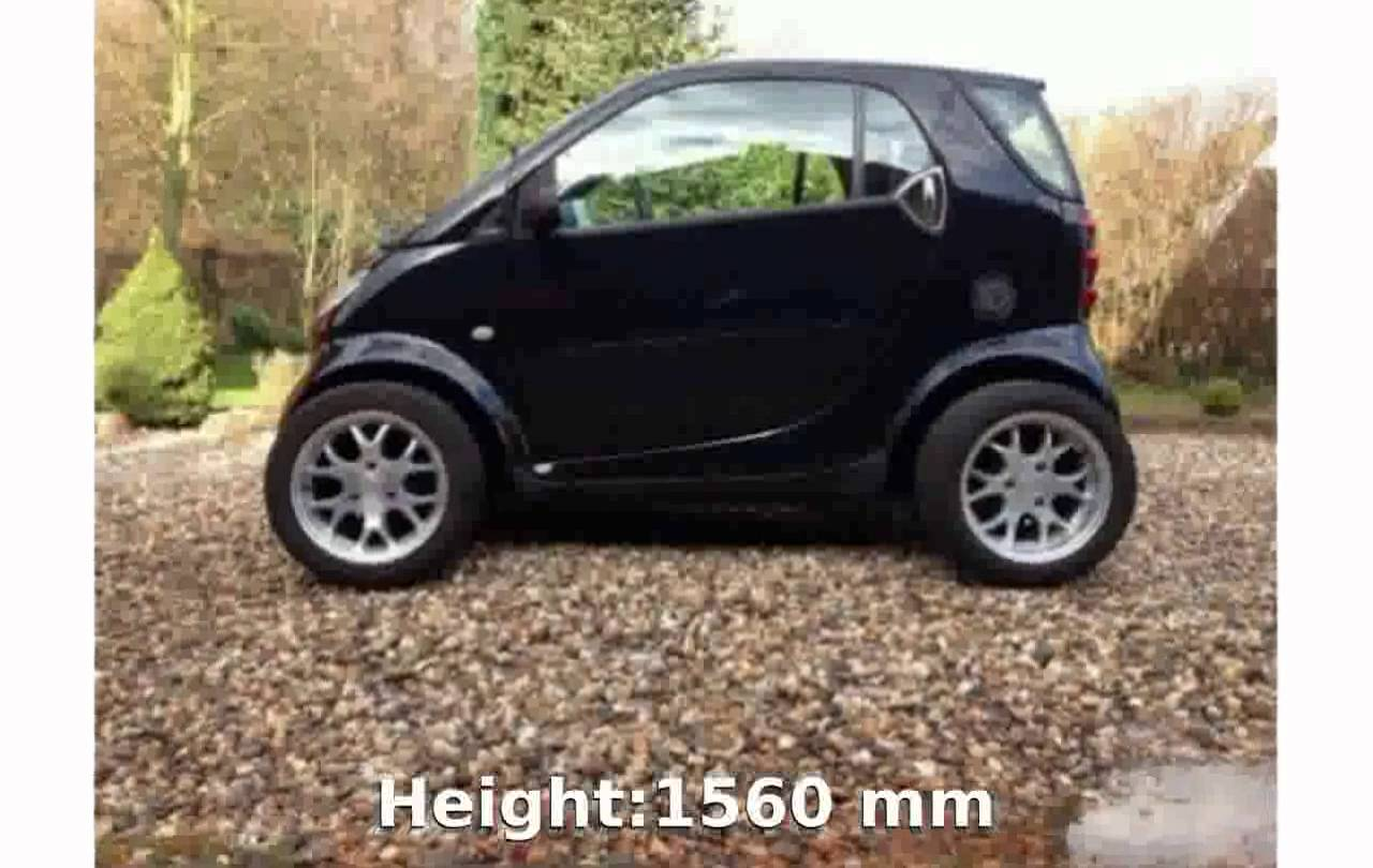 2002 Smart ForFour #16