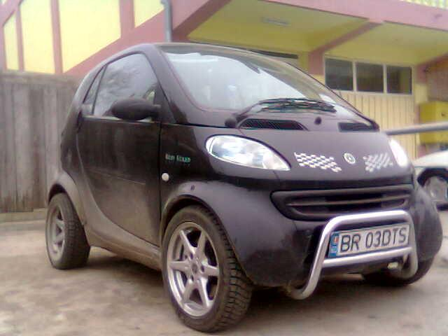 2002 Smart ForFour #18