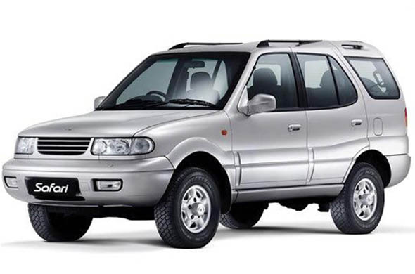 2002 Tata Safari #20