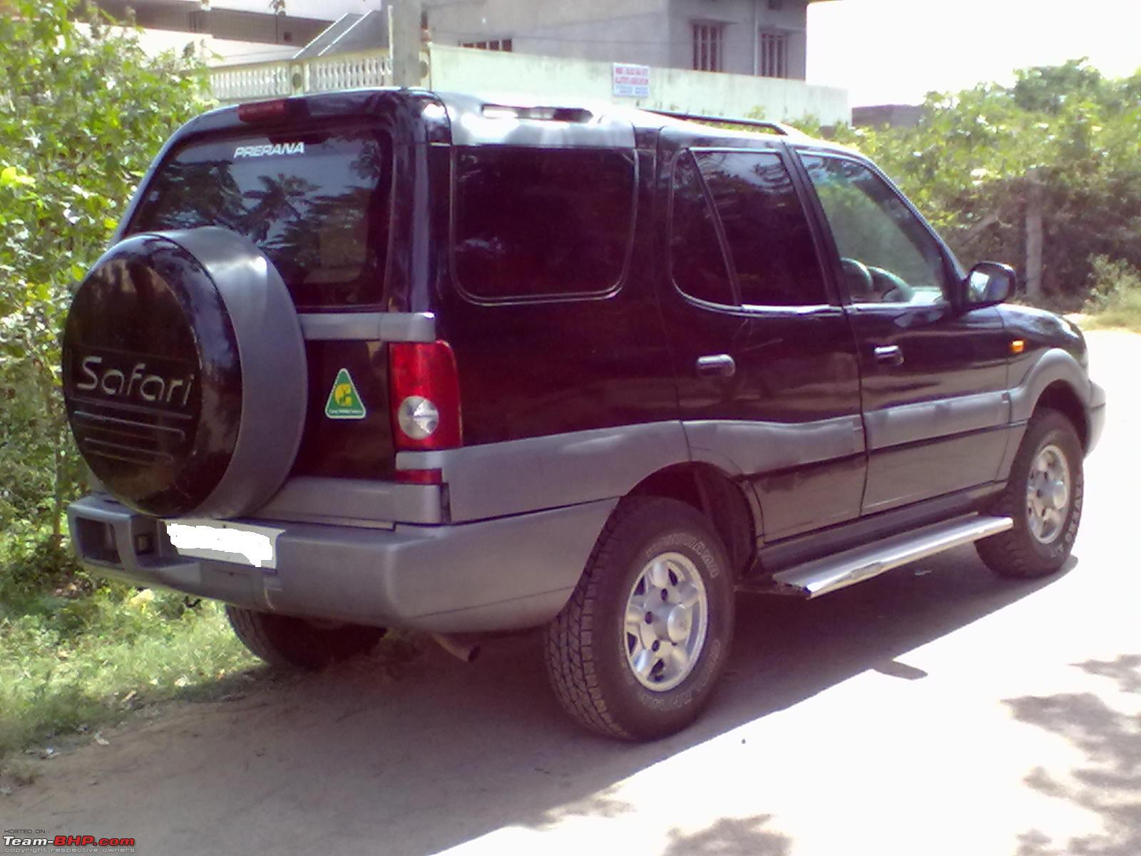 2002 Tata Safari #21