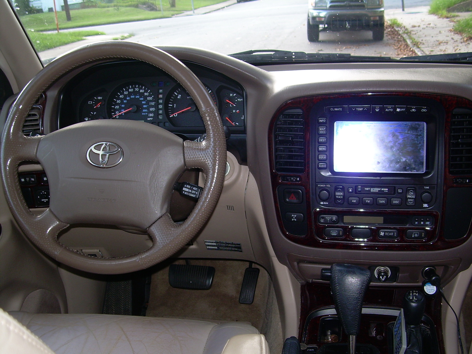 2002 Toyota Land Cruiser #22