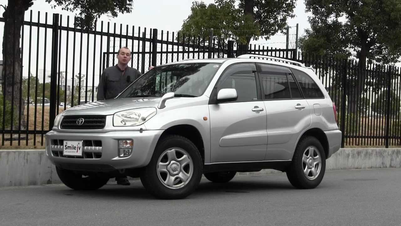 2002 toyota rav4 photos informations articles. Black Bedroom Furniture Sets. Home Design Ideas