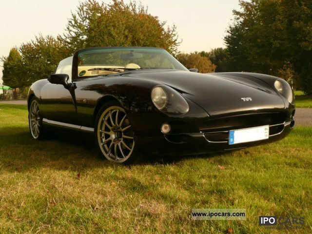 2002 TVR Griffith #23