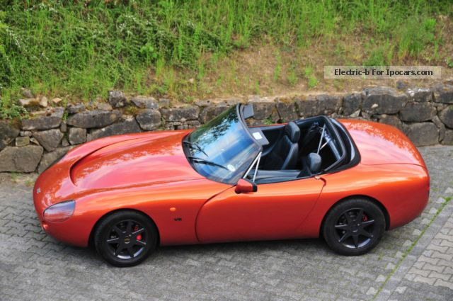 2002 TVR Griffith #20