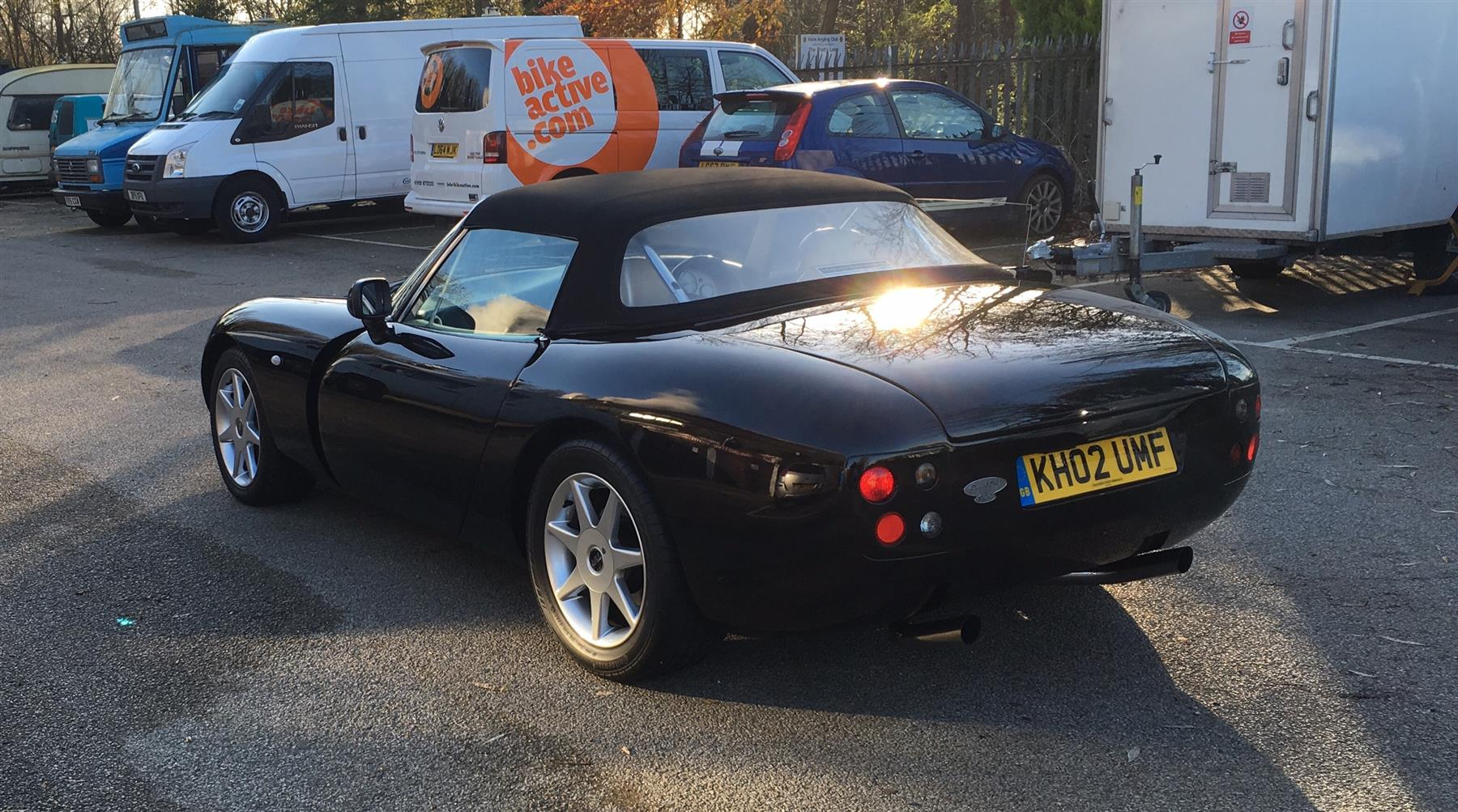 2002 TVR Griffith #26