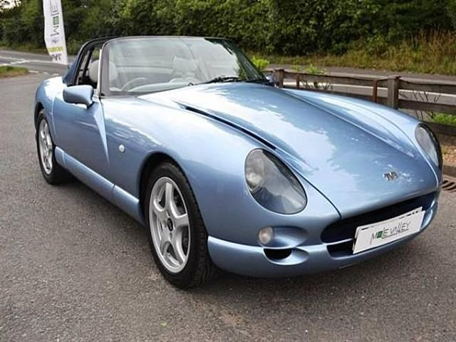 2002 TVR Griffith #21