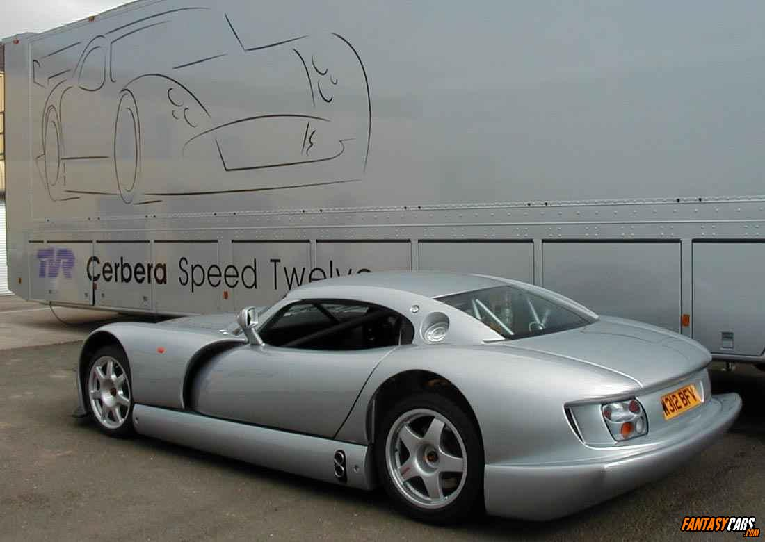 2002 Tvr Speed 12 #15